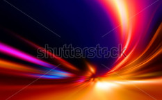 Stock-photo-acceleration-speed-motion-on-night-road-101228704