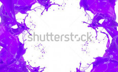 Stock-photo-circle-of-purple-paint-with-free-space-for-text-isolated-on-white-background-120774127