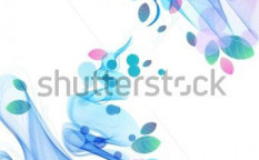 Stock-vector-abstract-background-with-wave-and-leaves-illustration-vector-93037069