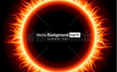 Stock-vector-abstract-burning-fire-circle-top-view-vector-background-67254664
