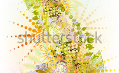 Stock-vector-beautiful-elegant-summer-abstraction-vector-125904032