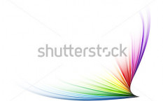 Stock-vector-rainbow-shape-on-the-white-52902772