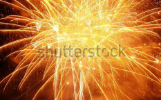Stock-photo-orange-burst-firework-display-nottingham-riverside-festival-1642902