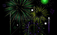 Stock-vector-grand-finale-for-a-fireworks-display-in-vector-28734469