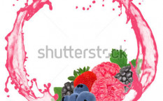 Stock-photo-splash-with-berry-fruit-isolated-on-white-109681088