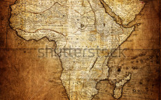 Stock-photo-vintage-map-africa-100603201
