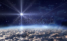Stock-photo--the-space-starry-night-95471935