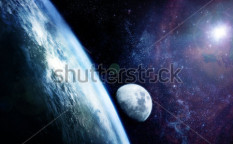 Stock-photo-earth-and-moon-from-space-83627203