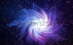 Stock-photo-image-of-glowing-galaxy-against-black-space-and-stars-93138460