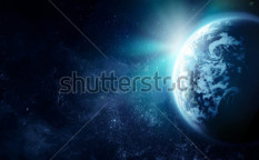Stock-photo-planet-earth-in-the-starry-background-abstract-96882418