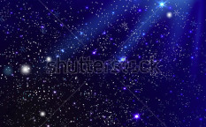 Stock-vector-sky-and-snow-background-with-shining-stars-116856274