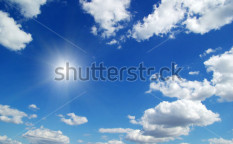 Stock-photo-blue-sky-background-with-a-tiny-clouds-92013728