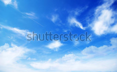 Stock-photo-blue-sky-background-with-tiny-clouds-124831465
