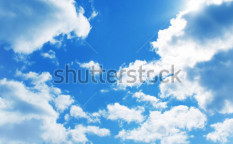 Stock-photo-blue-sky-with-clouds-and-sun-65875741
