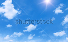 Stock-photo-blue-sky-with-clouds-and-sun-66919000