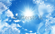Stock-photo-blue-sky-with-white-clouds-105917495