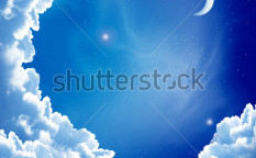 Stock-photo-moon-and-beautiful-clouds-65797570