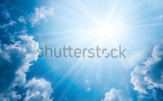 Stock-photo-sky-with-clouds-and-sun-114711289