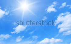 Stock-photo-sun-and-blue-sky-63584803