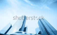 Stock-photo-high-speed-train-go-through-city-113130073