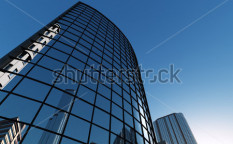 Stock-photo-modern-building-on-a-background-sky-86050195