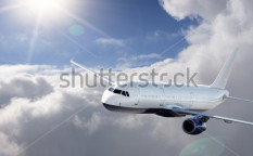 Stock-photo-airplane-in-the-sky-36011809