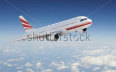 Stock-photo-airplane-in-the-sky-37659853