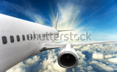 Stock-photo-big-airplane-in-the-sky-65059204