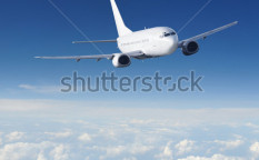 Stock-photo-clear-airplane-in-the-sky-passenger-airliner-aircraft-42196282
