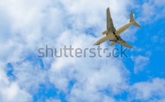 Stock-photo-passenger-plane-in-the-blue-sky-with-clouds-51069151