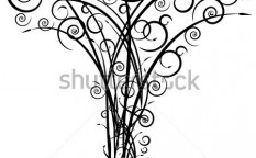 Stock-vector-an-image-of-a-swirl-arrow-spiral-tree-108332330
