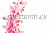 Stock-vector-colorful-background-with-abstract-pink-wave-and-hearts-for-valentine-design-vector-123505771