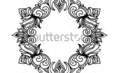Stock-vector-vector-abstract-ornamental-decorative-frame-hand-drawn-129009212