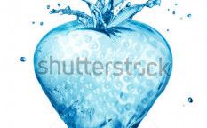 Stock-photo-strawberry-made-out-of-water-splashes-isolated-on-white-114752068
