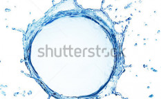 Stock-photo-water-splash-with-ripple-from-top-view-isolated-on-white-118258183
